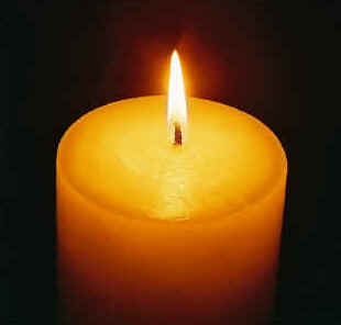 Image result for lit candle