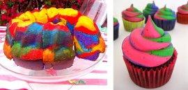 coloredcake